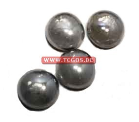 "Glas Token ""Chrome - brown"" (25)"