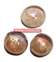 "Glas Token ""Chrome - pink"" (25)"