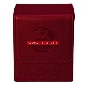 "Ultra-PRO Flip-Deckbox ""MtG - red Mana"" V1"