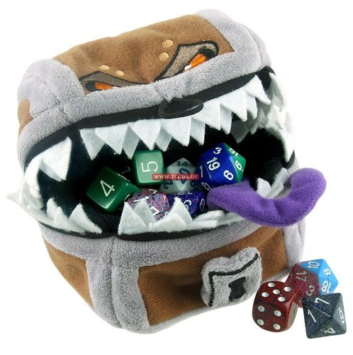 "UP Dice-Storage ""Gamers Pouch - Mimic"""