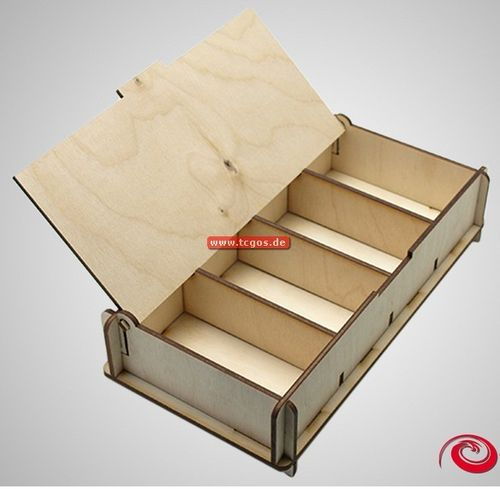 "eRap Dice-Storage ""Box - large"" (Holz)"