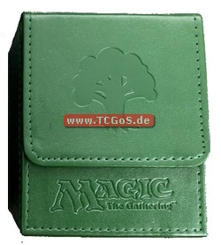 "Ultra-PRO Flip-Deckbox ""MtG - green Mana"" V1"